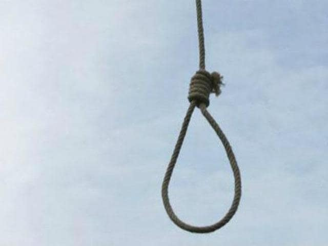 Anjali Anand of Moradabad was found hanging from a ceiling fan in her hostel room in Rajeev Gandhi Nagar on Sunday morning.