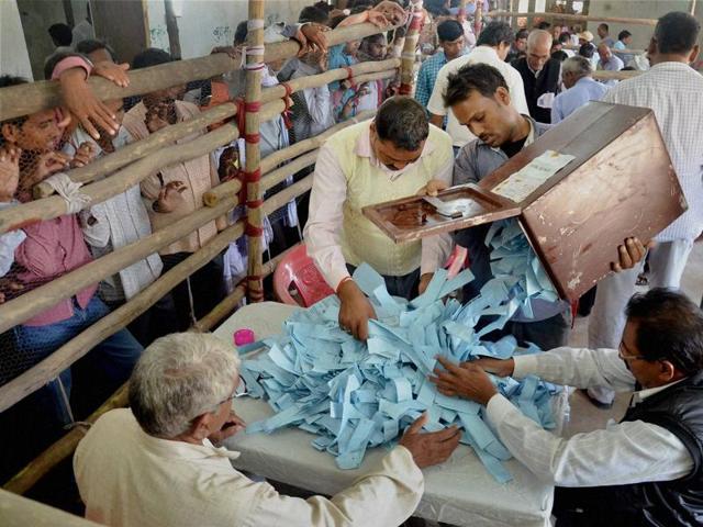 Uttar Pradesh,panchayat election,Dharmai village