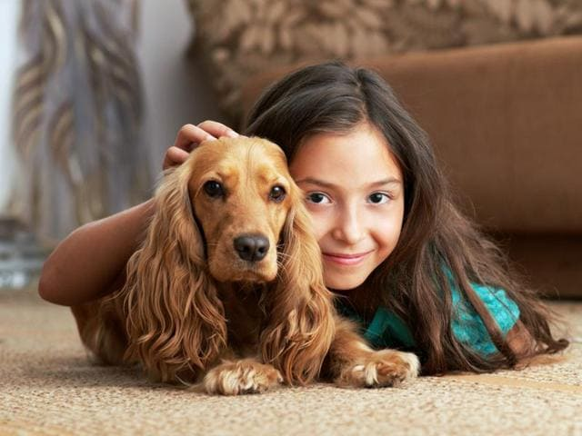 Having a pet reduces risk of children developing asthma as per new study.