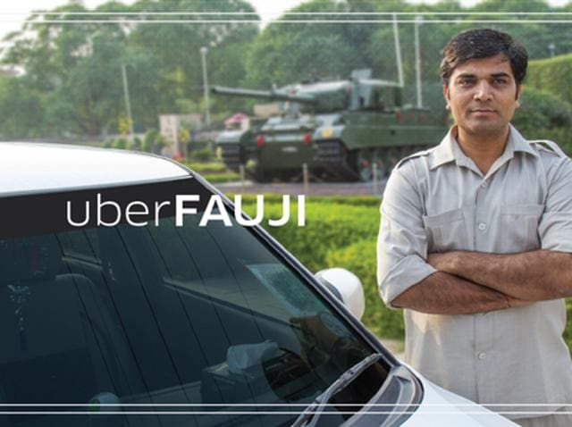 Uber has partnered with Army Welfare Placement Organization under the Ministry of Defence to provide entrepreneurial opportunities for ex-servicemen.
