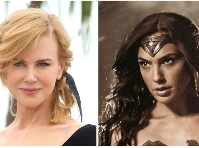 Who your mommy? Nicole Kidman is in talks for Wonder Woman's mom.