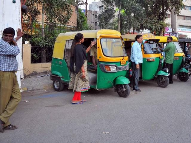 More than 10,000 auto-rickshaws in the city have been running with old meters, which are often not calibrated properly.