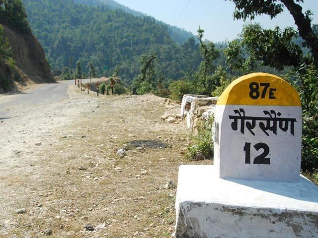Uttarakhand,Gairsain,Uttarakhand assembly
