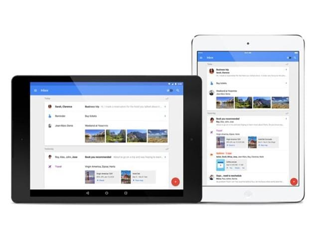 Google Inbox is now allows you to send intelligent automated replies to  your mail.