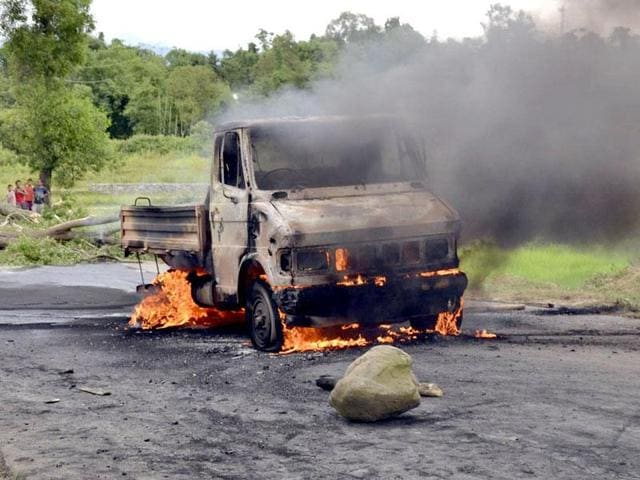 Manipur,Powerful explosion,Mutilated bodies