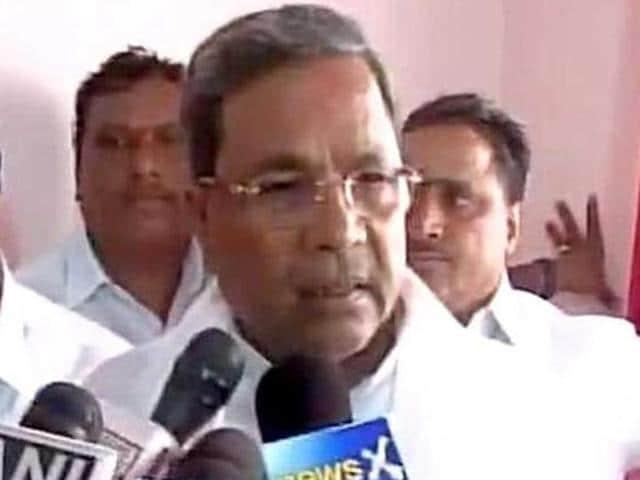 BJP leader threatens Siddaramaiah,Karnataka CM,Beef row