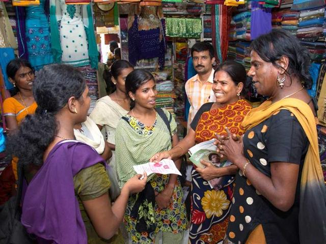 Odisha transgenders