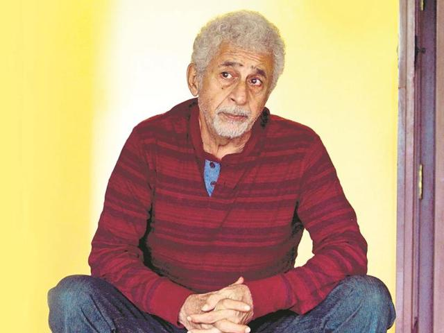 Naseeruddin Shah talks about being inspired by younger artistes, how theatre in India can never be financially viable, and more.