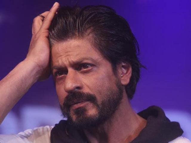 Shah Rukh Khan was slammed for his comments on religious and creative intolerance.