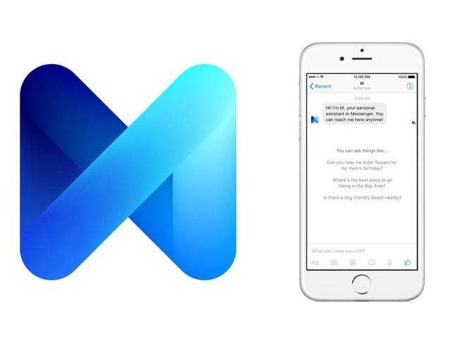M is a personal digital assistant inside of Messenger that completes tasks and finds information on your behalf.