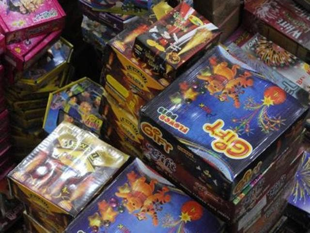 Official said that loose sale of crackers will not be allowed anywhere in the city except the places identified for the retail sale.