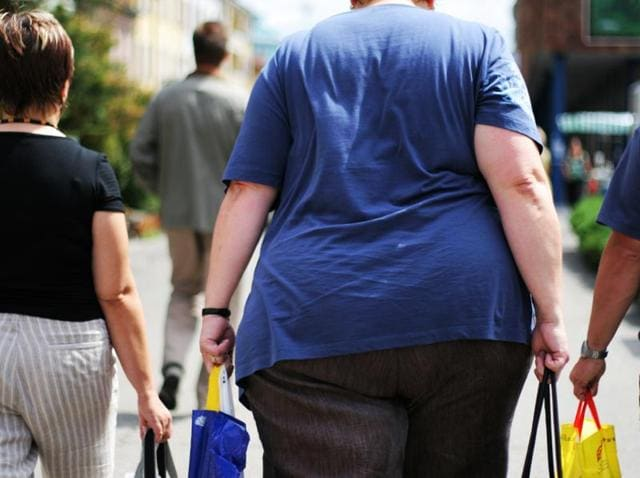 Standing for at least one-quarter of the day has been linked to lower odds of obesity.