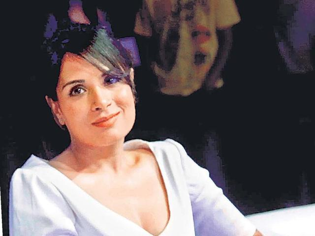 Richa Chadha is trying to find a balance in her professional life.
