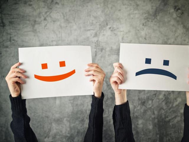 Apparently, moody individuals may be just very good at adapting, according to a recent study.