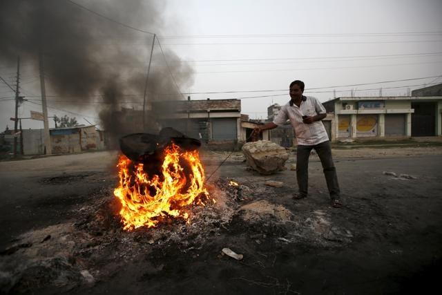 Madhes,Madhesi protests,Nepal violence