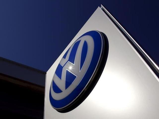 Volkswagen emissions scandal,Carbon emissions cheating,Volkswagen shares plummet