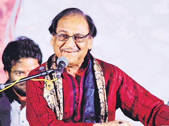 Ghulam Ali,Delhi Concert,Pakistani Singer Ghulam Ali