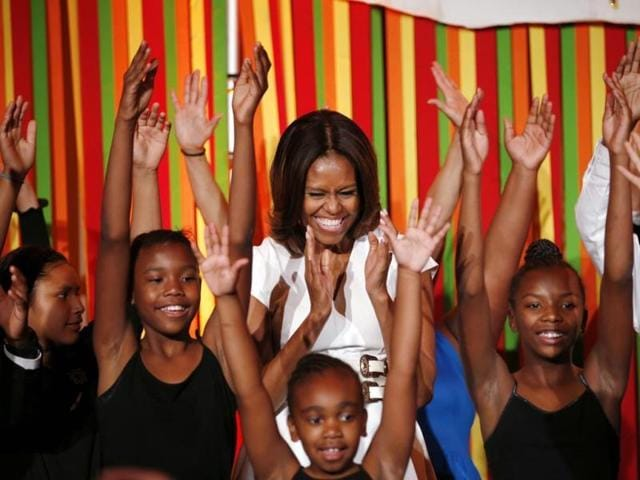Michelle Obama,Girls education,Summit for Education