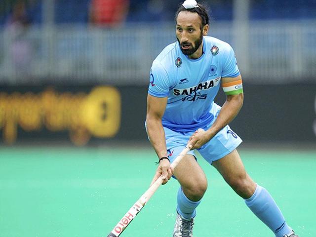 Sardar Singh,Hockey,World League Final