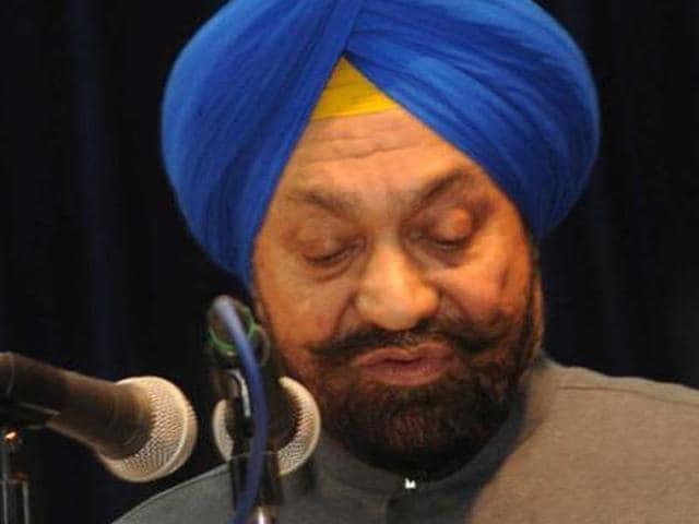Balwant Singh Ramoowalia