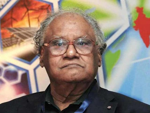File photo of eminent scientist and Bharat Ratna awardee CNR Rao.