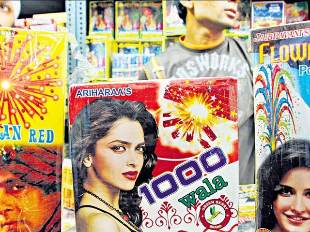 The firecracker industry is having a crackling Diwali and these stars and characters are the hottest picks this season.