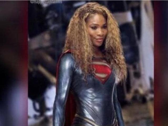 Serena Williams,Supergirl,Phone thief