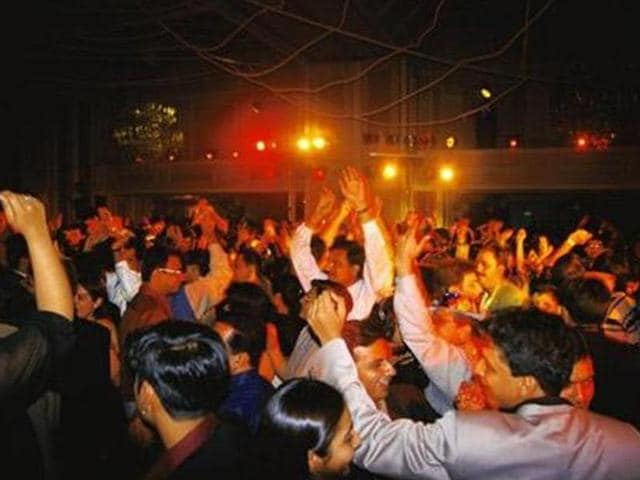 Police said that they had conducted raids at Buzz discotheque in Sector 17 and Score in Sector 8 to find out whether or not they were following the guidelines issued by the police to them.