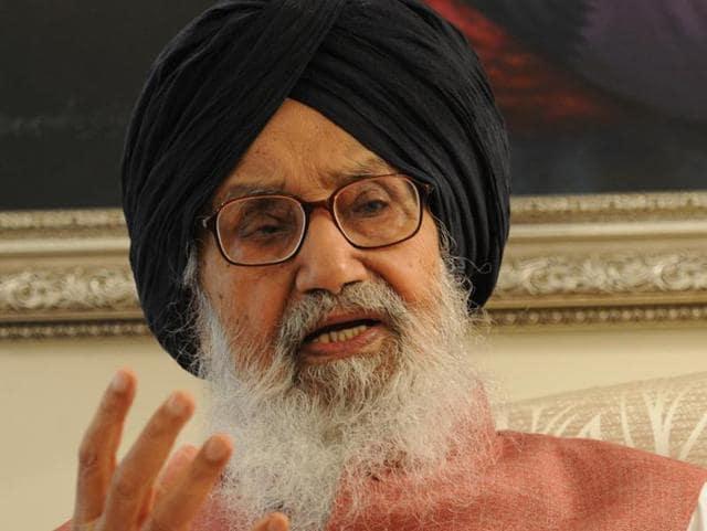 Punjab,Parkash Singh Badal,Guru Granth Sahib