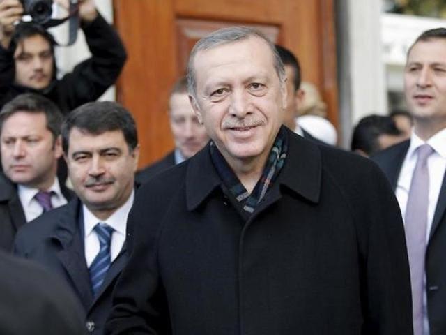 Turkey general election