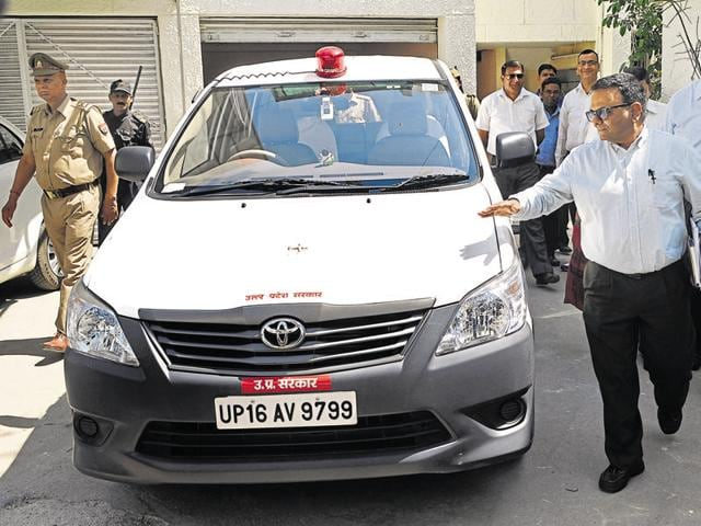 The CBI is already probing allegations of disproportionate assets against suspended Noida chief engineer Yadav Singh since August.