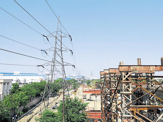 Noida,power infrastructure,electricity