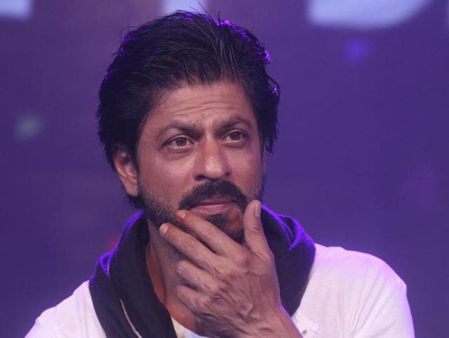 Bollywood superstar Shah Rukh Khan was criticised by certain BJP leaders after his comments on the climate of intolerance in India.(AP)