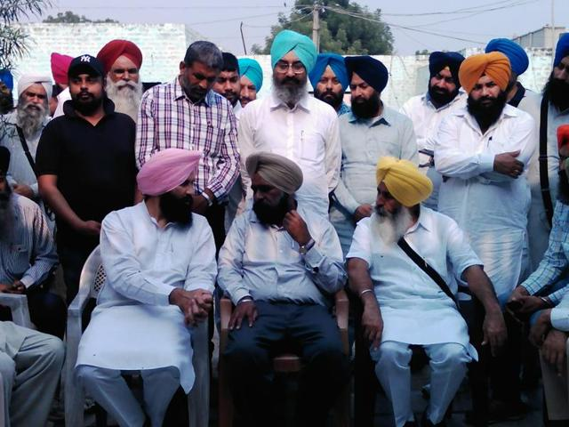 """""""Now the decline of the Badal rule has started as people are fed up with the government,"""" they said."""