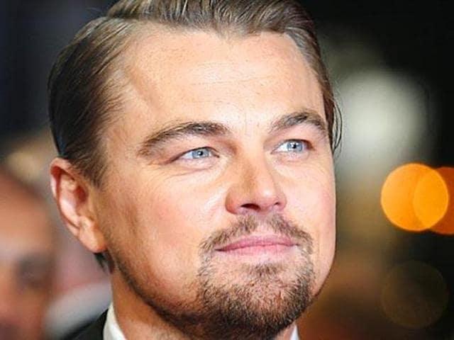 Hollywood superstar Leonardo DiCaprio