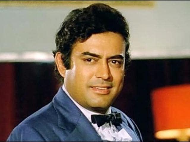 Veteran actor Sanjeev Kumar.