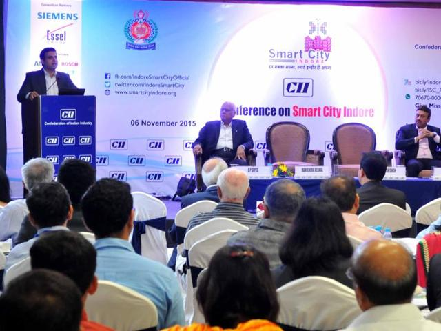 smart cities,Indore,Confederation of Indian Industries