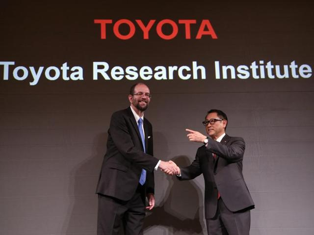 Toyota,Artificial intelligence,Silicon Valley