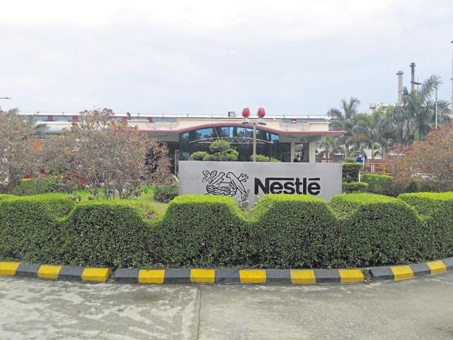 The Nestle plant at Rudrapur.