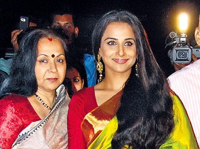 Bollywood actor Vidya Balan said she will not give back her national award as it was an honour bestowed on her by the country and not the government.