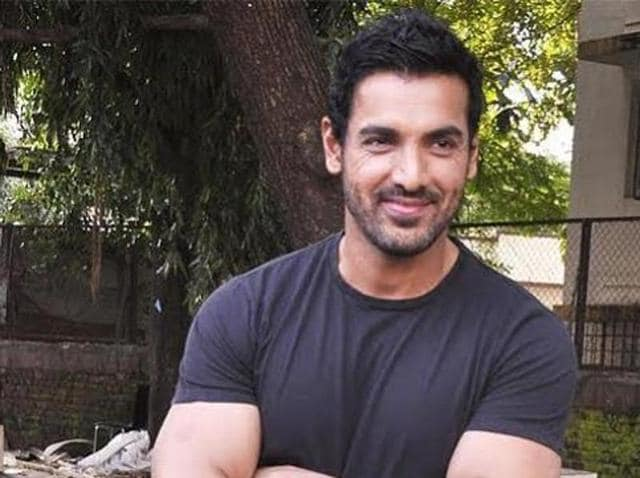 Bollywood actor John Abraham.