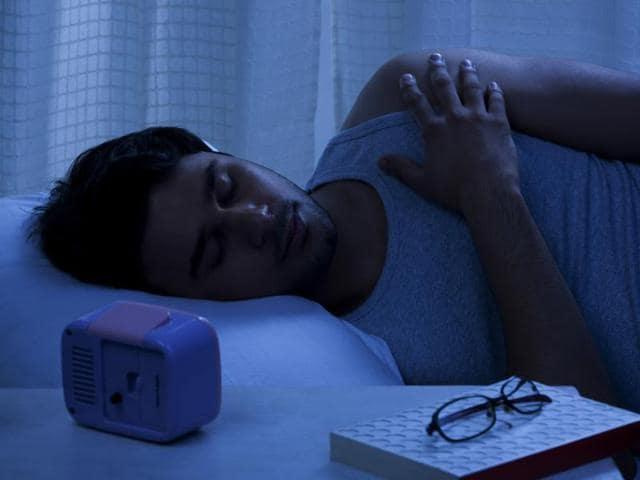 Kidney Damage,Sleeping habit,Sleep