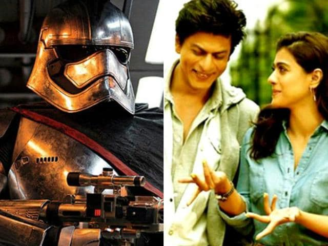Star Wars decided to avoid a clash with Dilwale and Bajirao Mastani by releasing on Dec 25 and not on Dec 18.