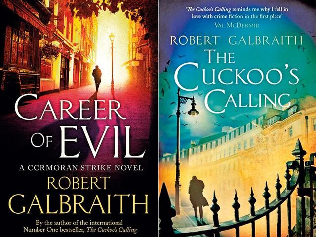 Wizard of suspense: I was among the fortunate few to read Robert Galbraith's The Cuckoo's Calling, long before the world discovered that Galbraith was, in fact, JK Rowling by another name. However, the latest in the oeuvre, Career of Evil, left me a little cold.