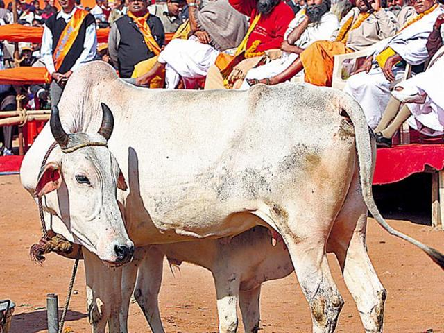 The Delhi High Court  dismissed a PIL seeking enactment of a law prohibiting the slaughter of cows and the sale of beef and such products across the National Capital Region.