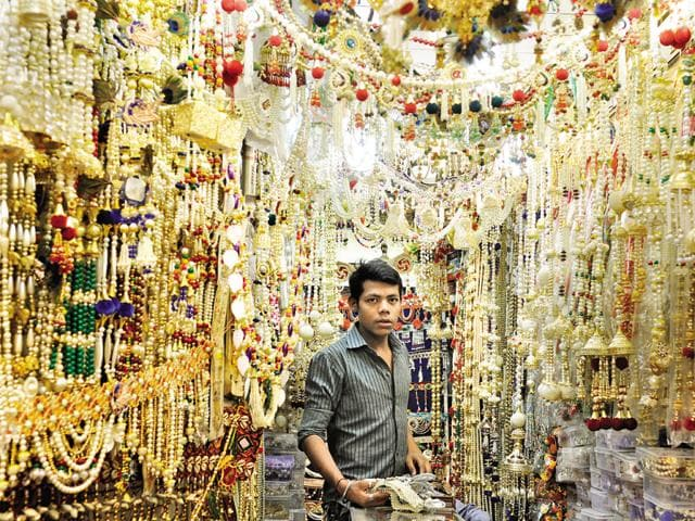 Kinari Bazaar,Khari Baoli,Gazipur Mandi