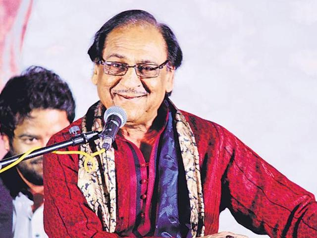 Legendary Ghazal singer Ustad Ghulam Ali has cancelled all performances in India till matters settle down.