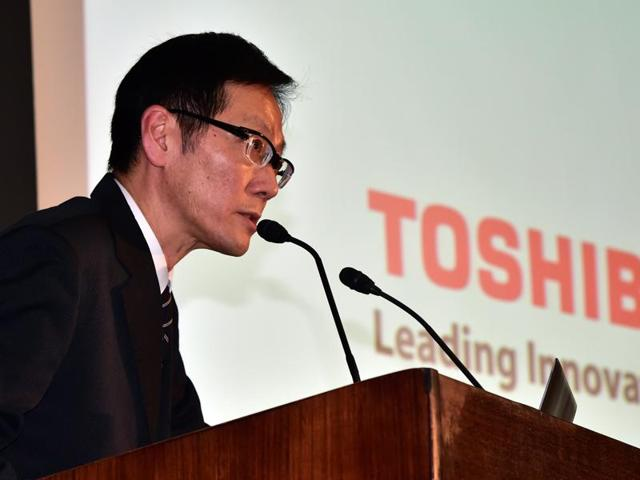 Toshiba,Accounting scandal,US