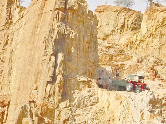 The accused officials served notices and halted operations at six mines owned by Sher Khan allegedly to extort money from him to restart mining, the charge sheet revealed.