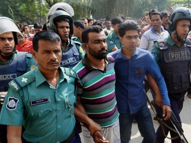 Bangladesh children murdered